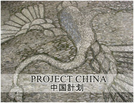 Project China-- a personal project