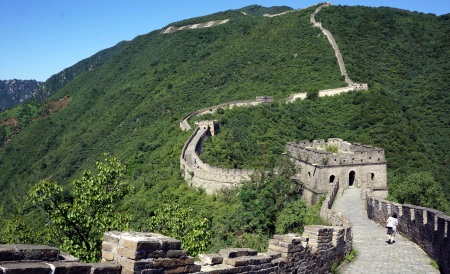 The Great Wall of China, Mutianyu Section, Beijing, China