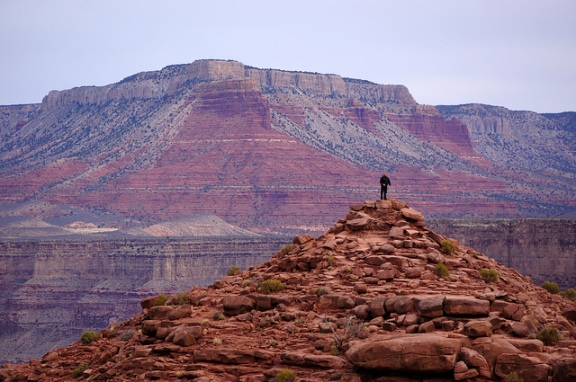 Guano Point, Grand Canyon (West Rim), Arizona