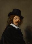 Portrait of Frans Hals