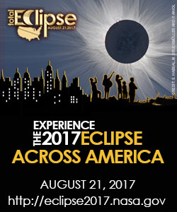 NASA - Total Eclipse August 21, 2017