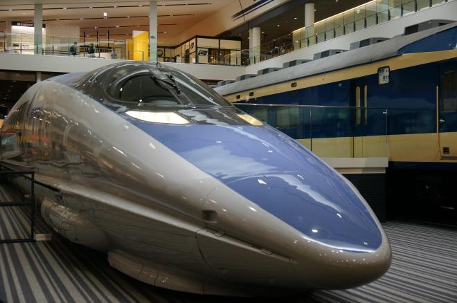 Kyoto Railway Museum, Kyoto, Japan (2017)