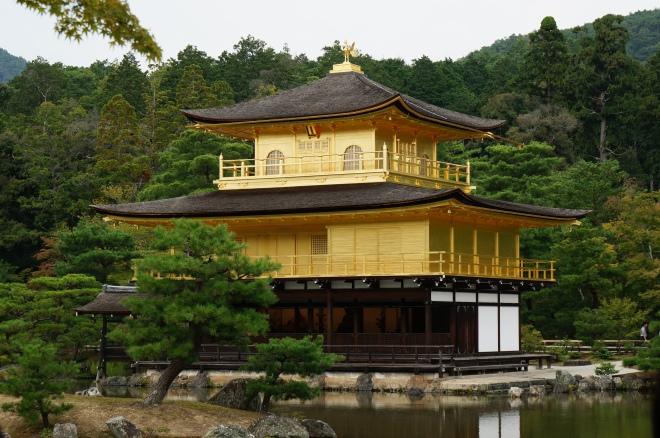 Kinkakuji, Kyoto (2017)