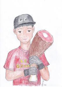 "Jordano, the ""boucher"" and batter"
